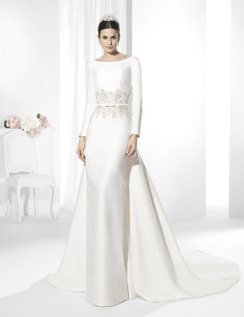 Telas finas para vestidos de novia
