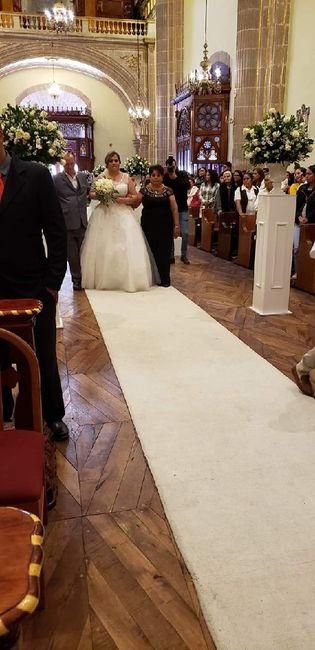 Me casé ya hace un mes !!!! 3