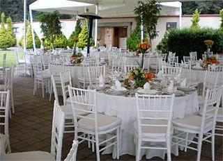Mobiliario foro banquetes p gina 2 for Jardines bodas df