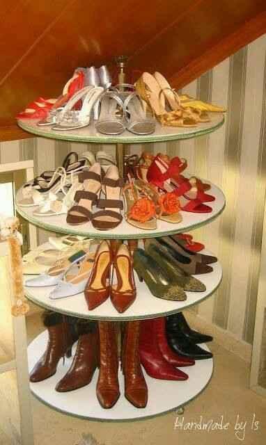 Zapatos y posibles maneras de ordenarlos  - 2