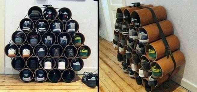 Zapatos y posibles maneras de ordenarlos  - 4