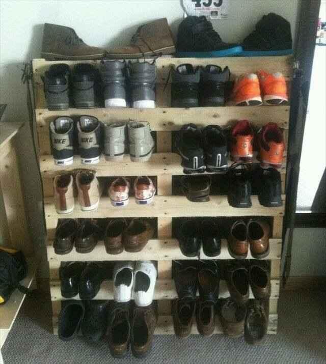 Zapatos y posibles maneras de ordenarlos  - 5