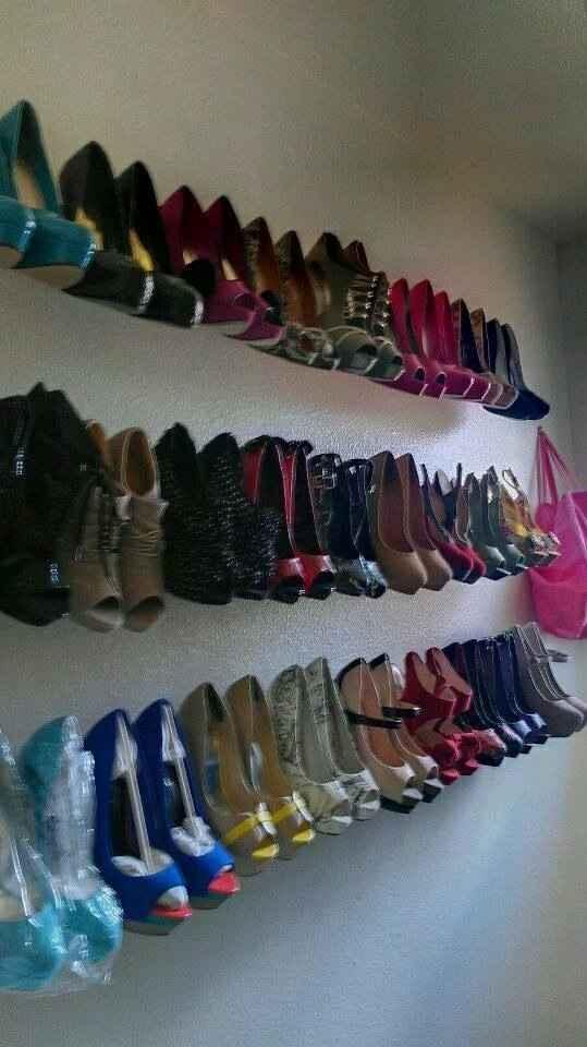 Zapatos y posibles maneras de ordenarlos  - 6