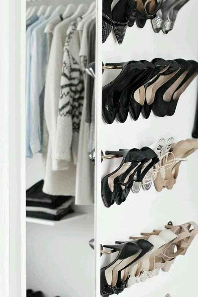 Zapatos y posibles maneras de ordenarlos  - 8