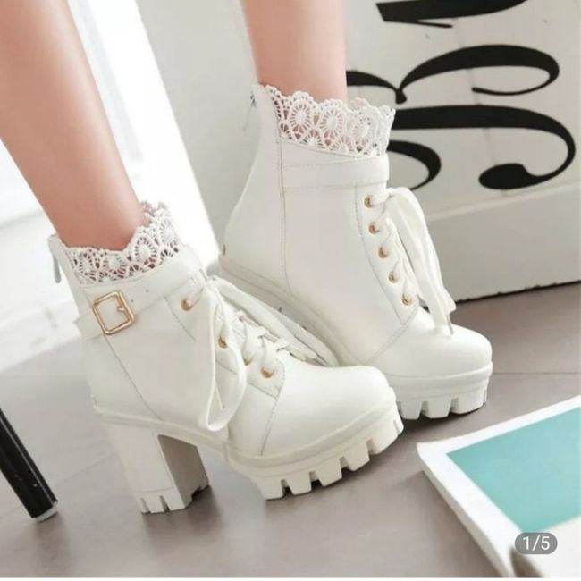 Los zapatos perfectos - 1