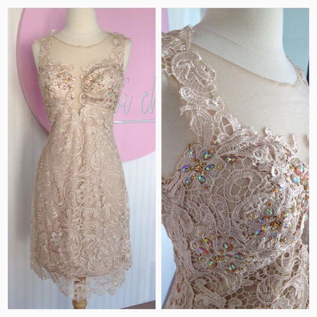 vestido despedida de soltera o boda civil tendencias - foro moda