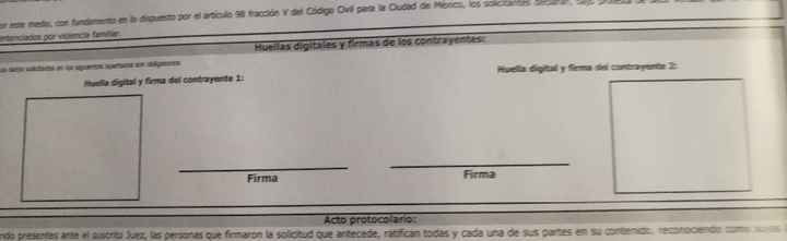 Requisitos y costo del registro civil en el distrito federal - 1