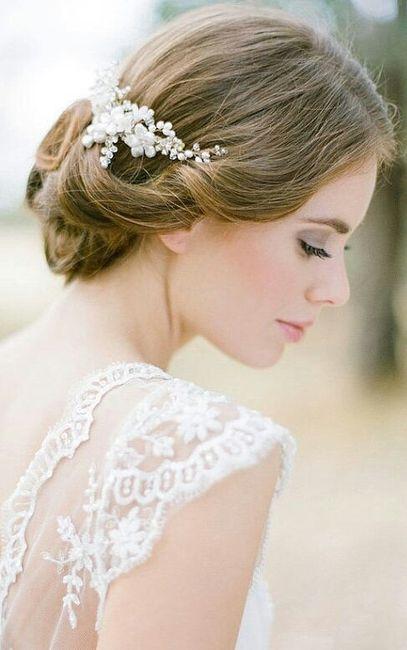 Elegant Wedding Hair And Makeup : Peinados... despeinados? - 3 - Fotos - Comunidad bodas.com.mx
