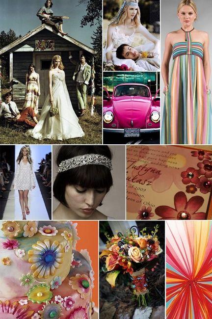 Matrimonio Tema Hippie : Alguien hizo su boda tema hippie ideas foro bodas mx