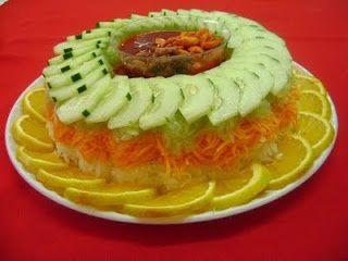 Centro De Mesa De Frutas Foro Banquetes Bodascommx - Centros-de-mesa-de-frutas