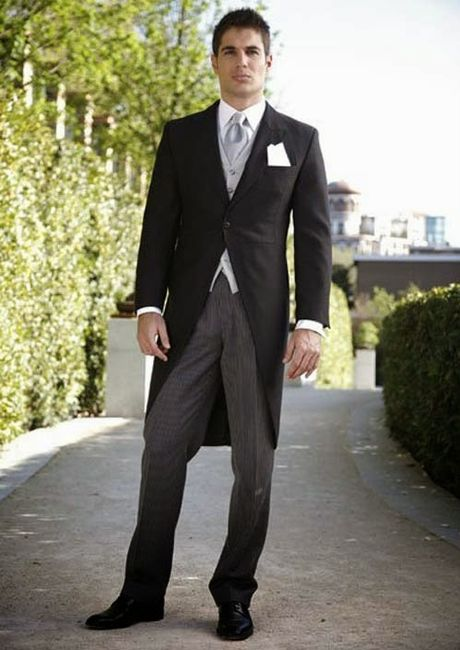 a690810bd647a Tipos de traje para el novio. - Foro Moda Nupcial - bodas.com.mx