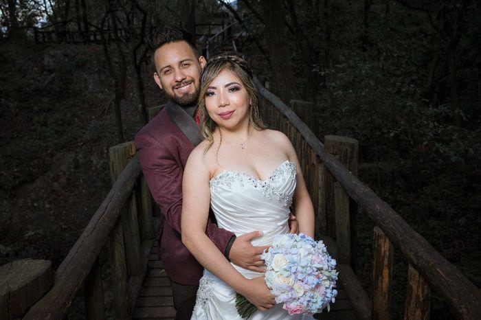 Fotos formales  de la boda 1