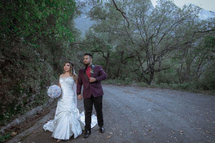 Fotos formales  de la boda 5