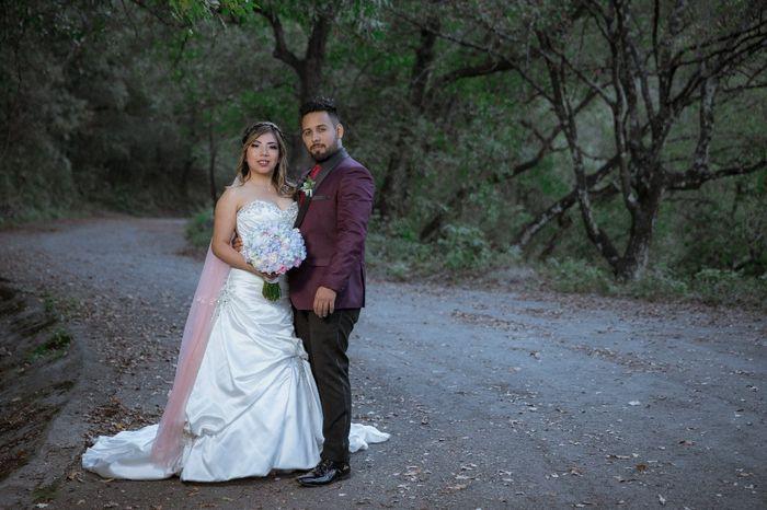 Fotos formales  de la boda 7