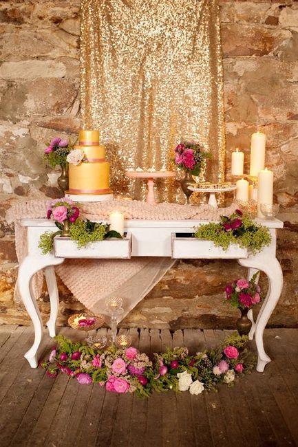 Decoraci n rose gold foro organizar una boda - Foro decoracion ...
