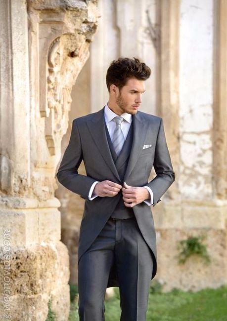 cómo debe vestir el novio - foro moda nupcial - bodas.mx
