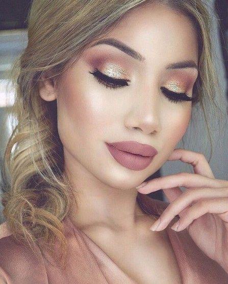Rose Gold Makeup Para El Mes Rosa Foro Belleza Bodascommx