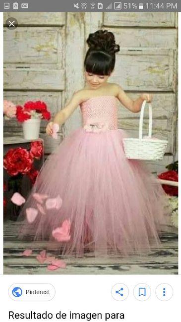 Vestidos de la pajesita y niñas de recuerditos💍💏❤😍. - Foro Moda ...