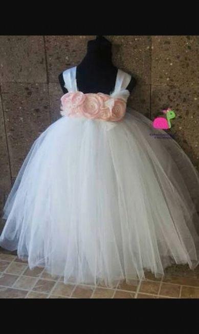 3090faef1 Pajes vestidos de tul - Foro Moda Nupcial - bodas.com.mx
