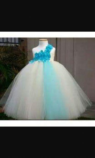 99f7e427c Pajes vestidos de tul - Foro Moda Nupcial - bodas.com.mx