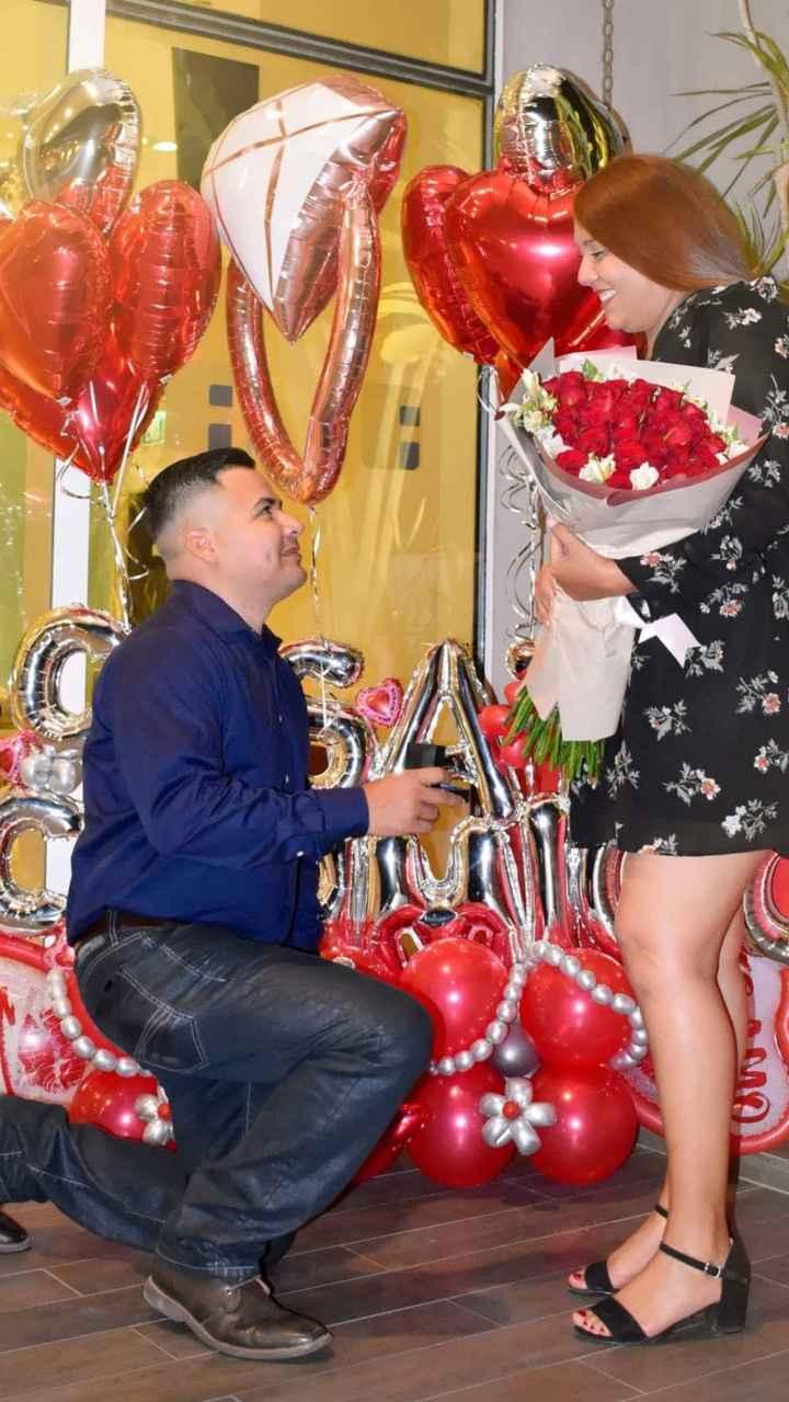 📷Publica la primera foto que se tomaron comprometidos - 1