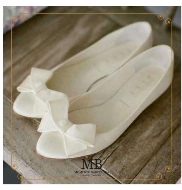 zapatos para boda en la playa - foro moda nupcial - bodas.mx