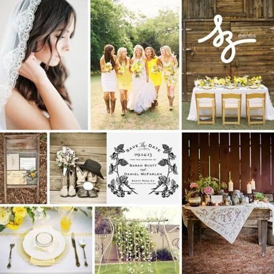 💡Ideas boda country - rústica 💡 19