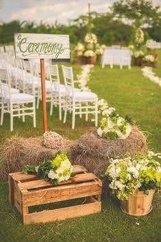 💡Ideas boda country - rústica 💡 20