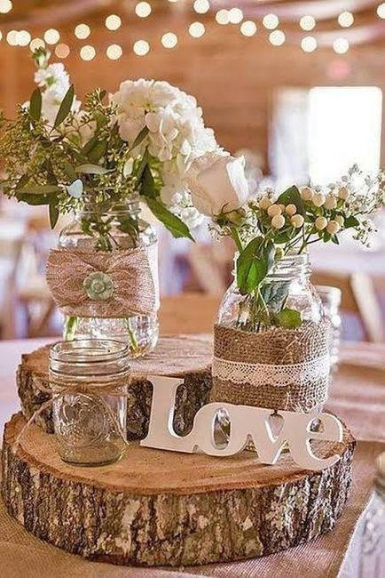 💡Ideas boda country - rústica 💡 21