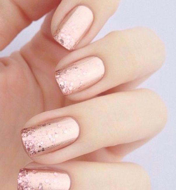 Uñas En Color Rosa Foro Belleza Bodascommx