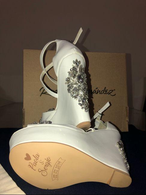Zapatos de novia!!! 8
