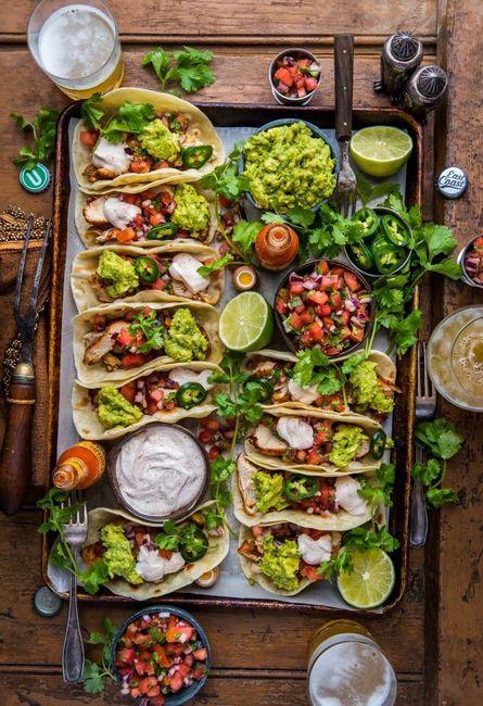 Banquete de... ¿tacos!? 4
