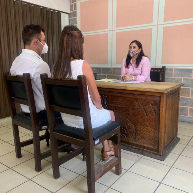 Boda civil: En casa o en el Registro 2