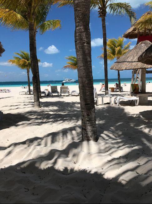 Hotel para luna de miel en Cancún 🏝 2
