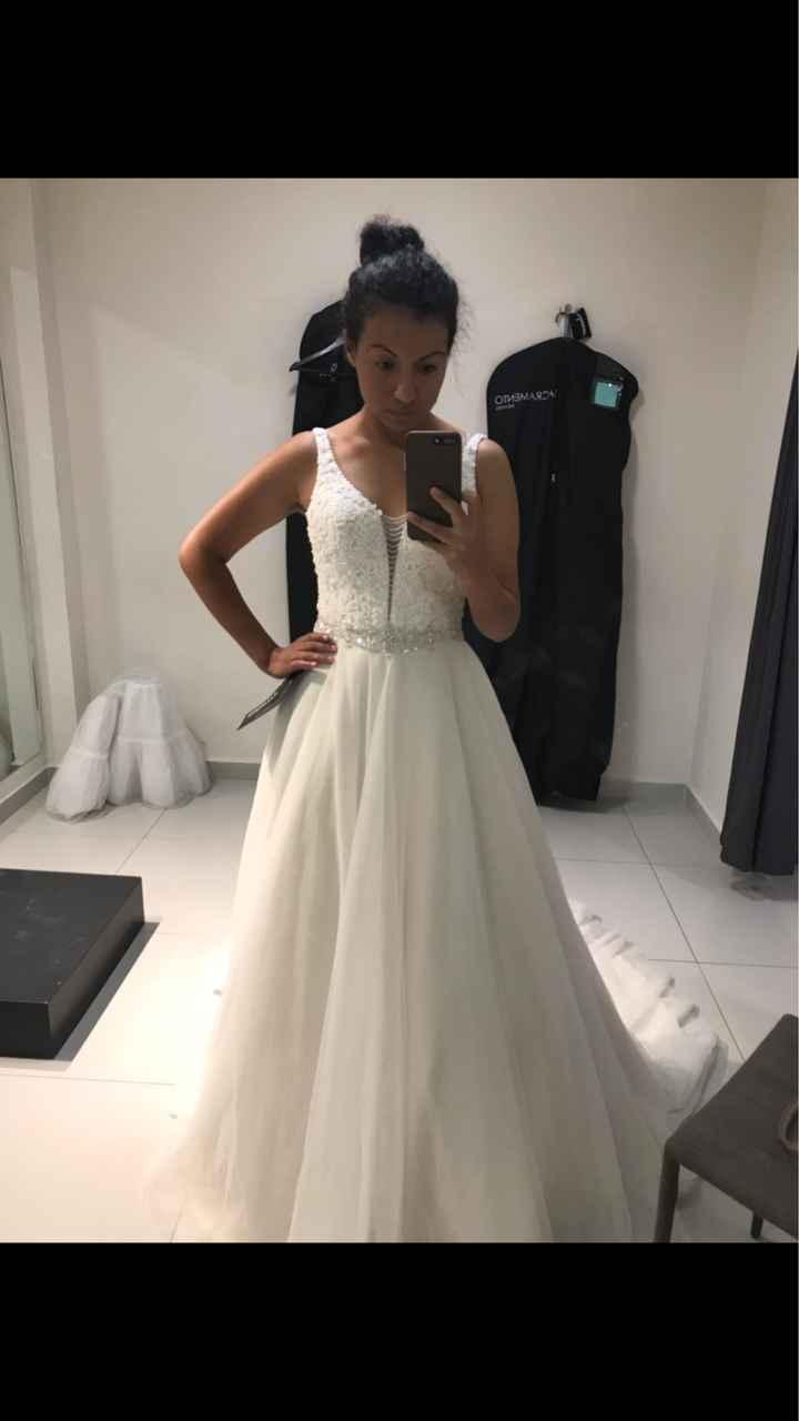 Fotos de su vestido de ensueño! - 1