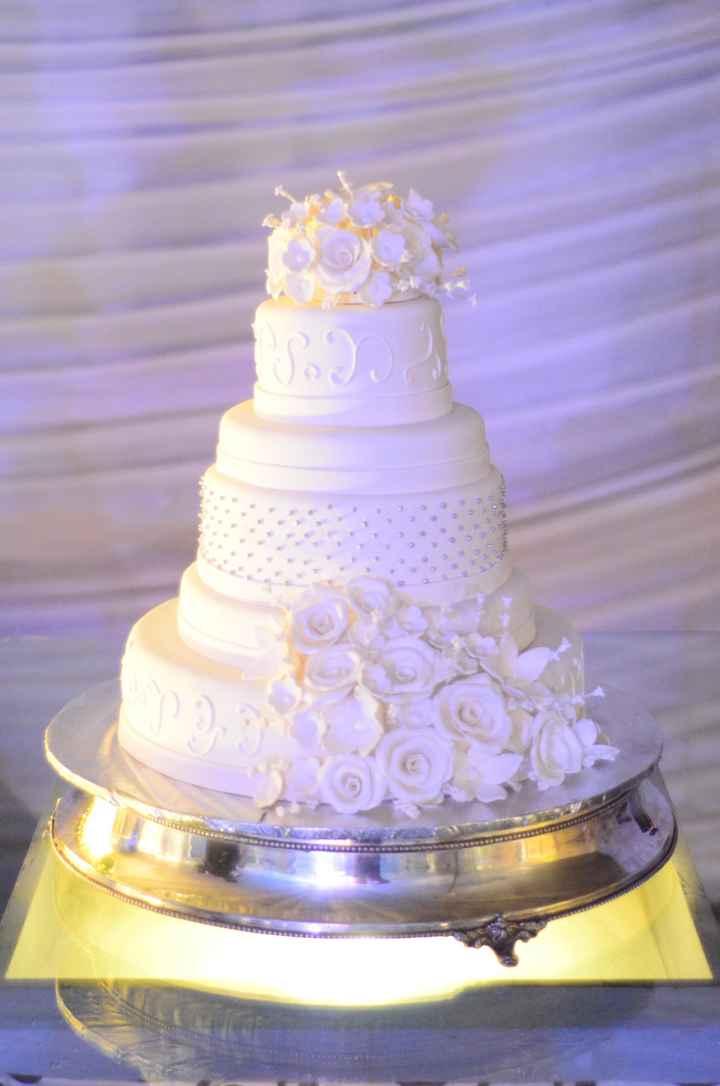 Cómo será o fue tu pastel de boda? - 1