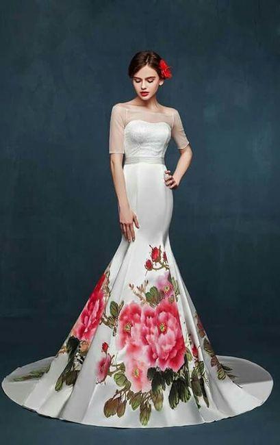 Nupcialmx Foro Moda Bordados Pintados O Vestidos deQxECBorW