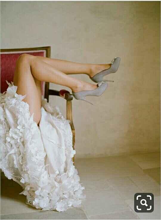 Fotos donde los zapatos son los protagonistas - 15