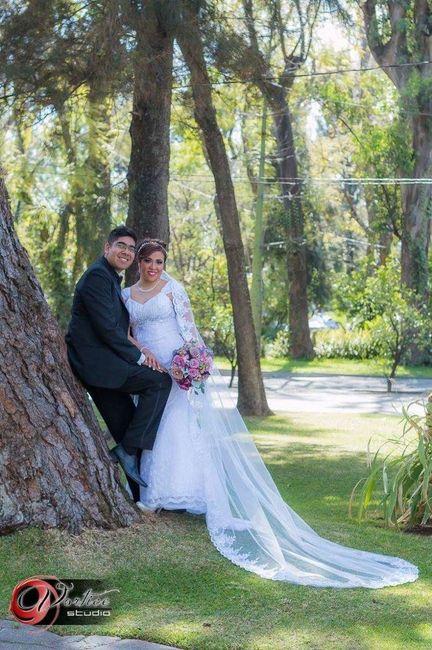 A cuatro meses de mi hermosa boda vengo a mostrarles fotos - 15