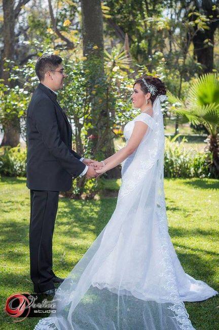 A cuatro meses de mi hermosa boda vengo a mostrarles fotos - 18