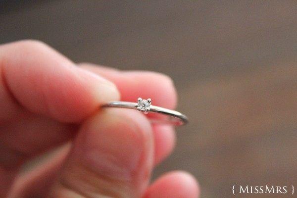 anillos pequeños