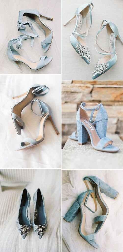 Comparte tus zapatos - 1