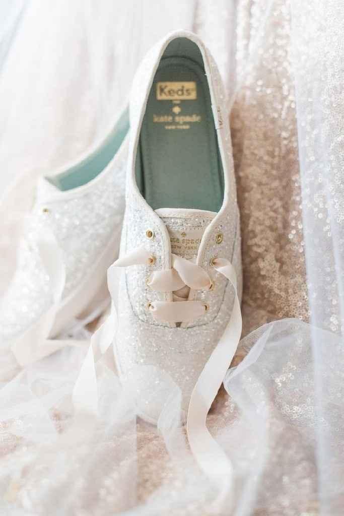 Comparte tus zapatos cómodos - 1