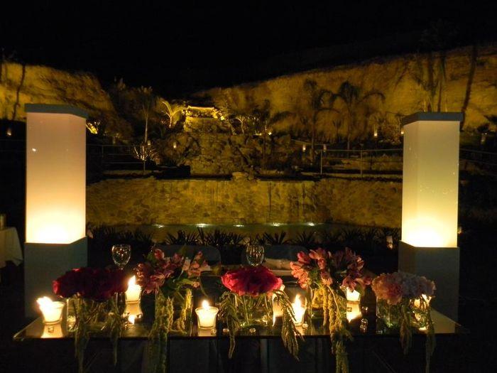Les muestro el jard n donde me casar p foro organizar for 7 jardines guanajuato