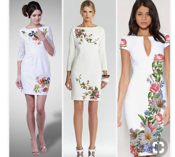 cbb94903ec Vestidos bordados para el civil! - Foro Moda Nupcial - bodas.com.mx