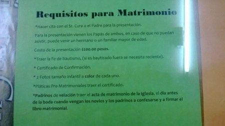 Requisitos para matrimonio foro ceremonia nupcial - Requisitos para casarse ...