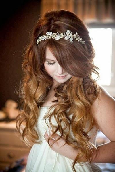 Peinados novia de playa - 1