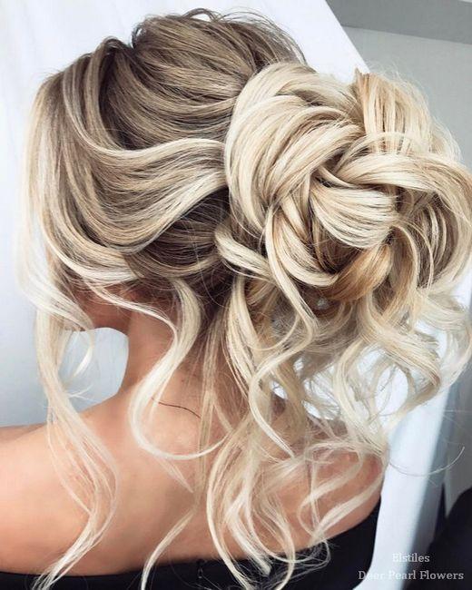 Peinados novia de playa - 3