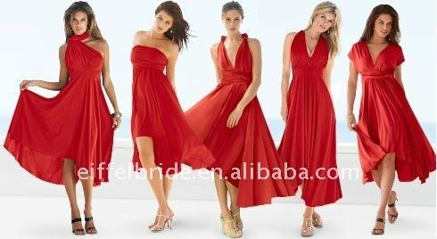 fe607cfb2 Vestido mil formas para damas - Foro Moda Nupcial - bodas.com.mx