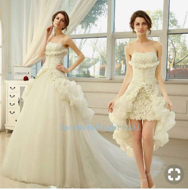 Vestidos De Novia Desmontables Foro Moda Nupcial Bodas